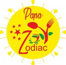 Papa La Zodiac logo