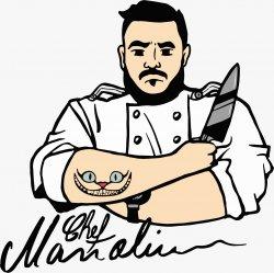 Soul Food by Chef Manoliu logo