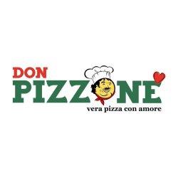 Don Pizzone logo