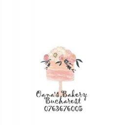 Oana`s Bakery Lujerului logo