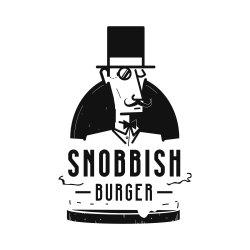 Snobbish Burger logo