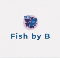 Fish by B logo