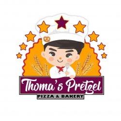 Thoma's Pretzel&Bakery logo