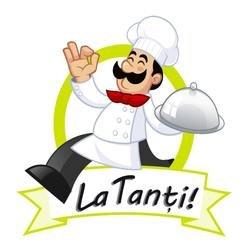 Sante Food Delivery logo