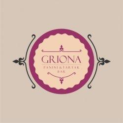 Griona Panini & Tartar Bar logo
