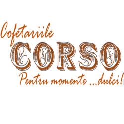 Cofetaria Corso logo