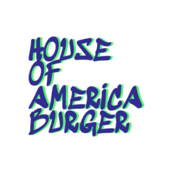 House of american burger & grill logo
