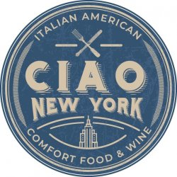 Ciao New York logo