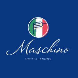 Pizzeria Maschino logo