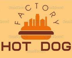 Hot Dog Factory logo