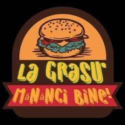 La grasu` delivery logo