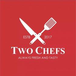 Two Chefs Dr Taberei logo