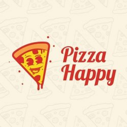 Pizza Happy logo