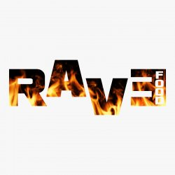 Rave Food logo