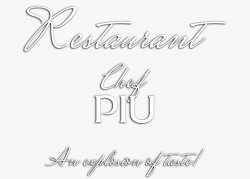 Chef Piu Delivery logo