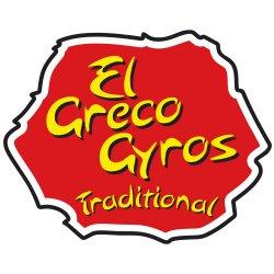 El Greco Gyros Traditional logo