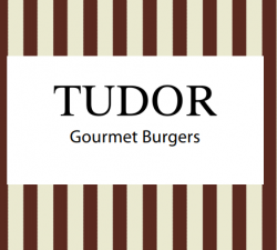 Tudor Gourmet Burgers logo