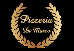 Pizzeria di marco logo