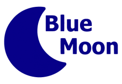 Blue Moon Food logo