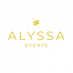 Alyssa Events & Flowers logo