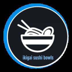 Ikigai Sushi Bowls logo