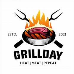 Grillday logo