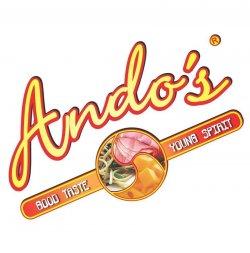 Ando's logo