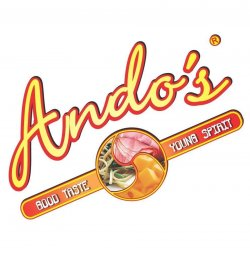 Ando's Pizza logo