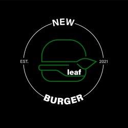 NewLeaf Burgers logo