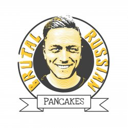 Brutal Russian Pancakes logo