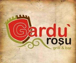 Restaurant Gardu` Rosu logo