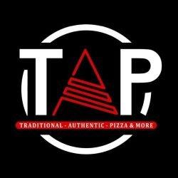 Tap Pizza logo