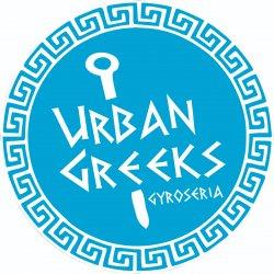 Urban Greeks Gyroseria logo