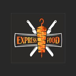 Express food logo