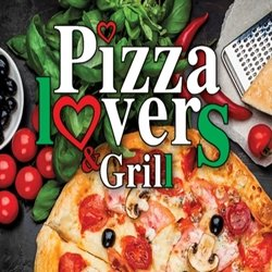 Pizza Lovers & Grill logo