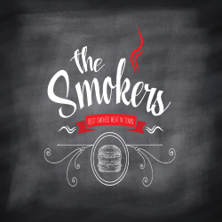 The Smokers logo