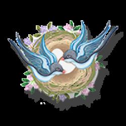 Cuibul Randunelelor logo