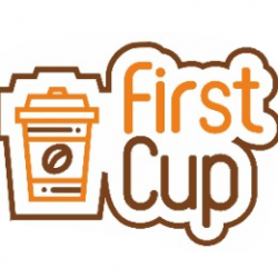 First Cup logo