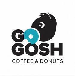 Gogosh Coffee&Donuts logo