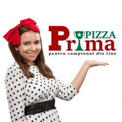 Pizza Prima Sibiu logo
