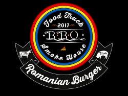 Romanian Burger BBQ logo