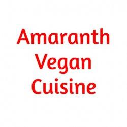 Amaranth Vegan Cuisine logo