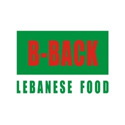 B Back Lebanese Food logo