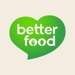 Better Food logo