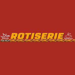 Rotiseria Halal logo