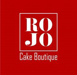 Rojo Cake logo