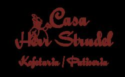 Cofetaria Herr Strudel logo