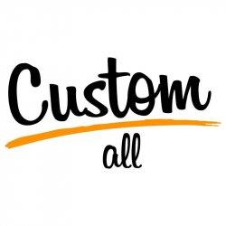 Custom All logo