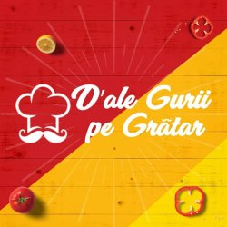 D`ale Gurii pe Gratar logo