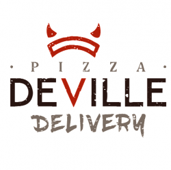 Pizza Deville Delivery logo